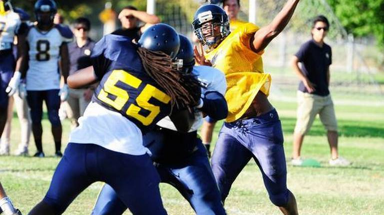 Merced College football team hoping to relieve frustrations in conference opener